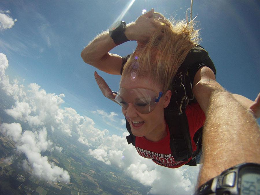 Skydive Panama City Dropzone Image