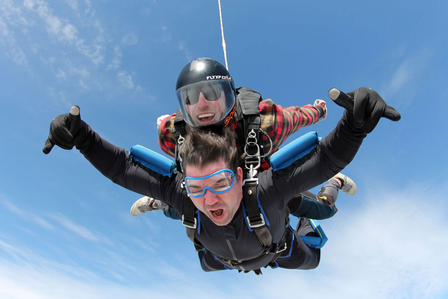 Skydive Paraclete XP Dropzone Image