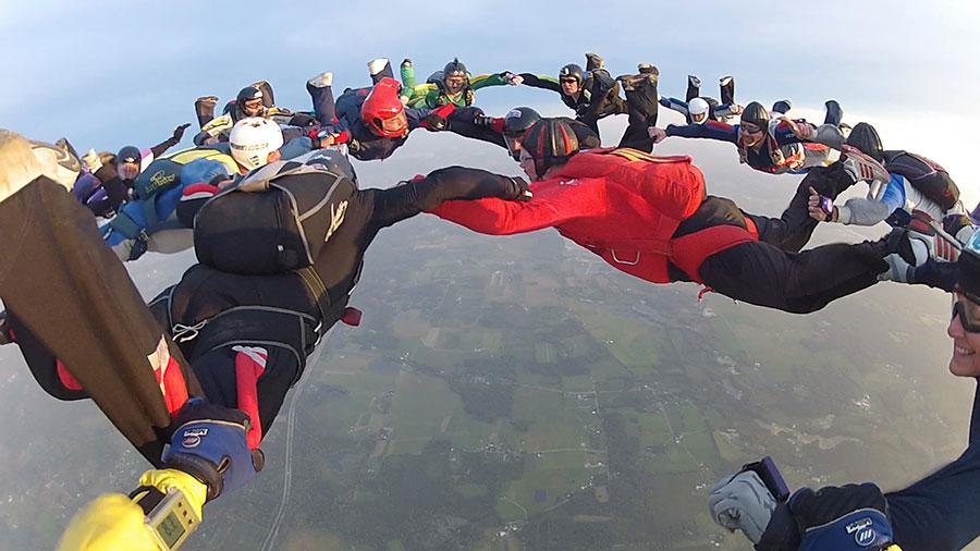 Skydive Pennsylvania Dropzone Image