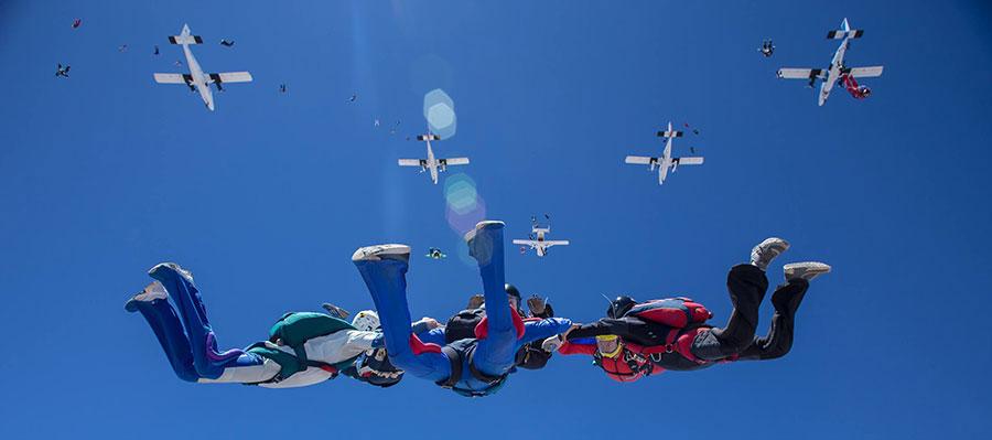 Skydive Perris Dropzone Image