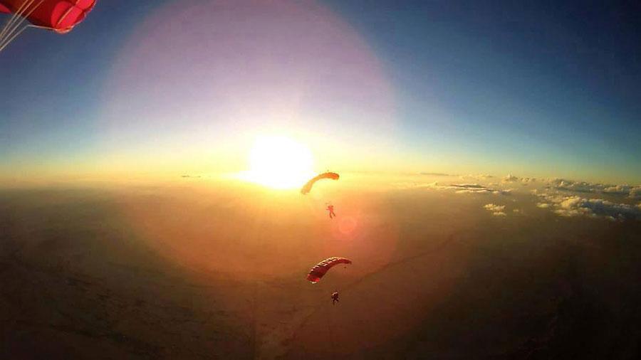 Skydive Phoenix Dropzone Image