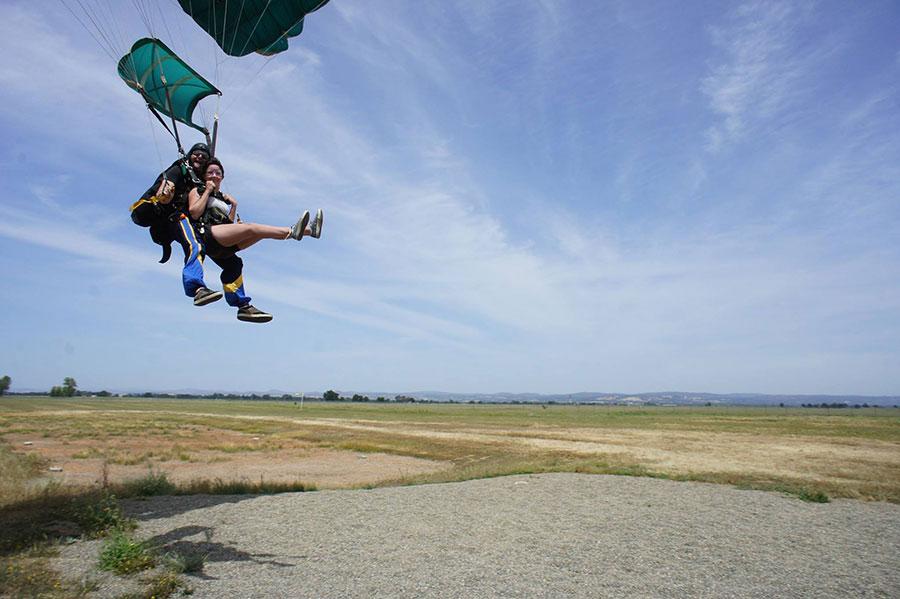 Skydive Sacramento Dropzone Image