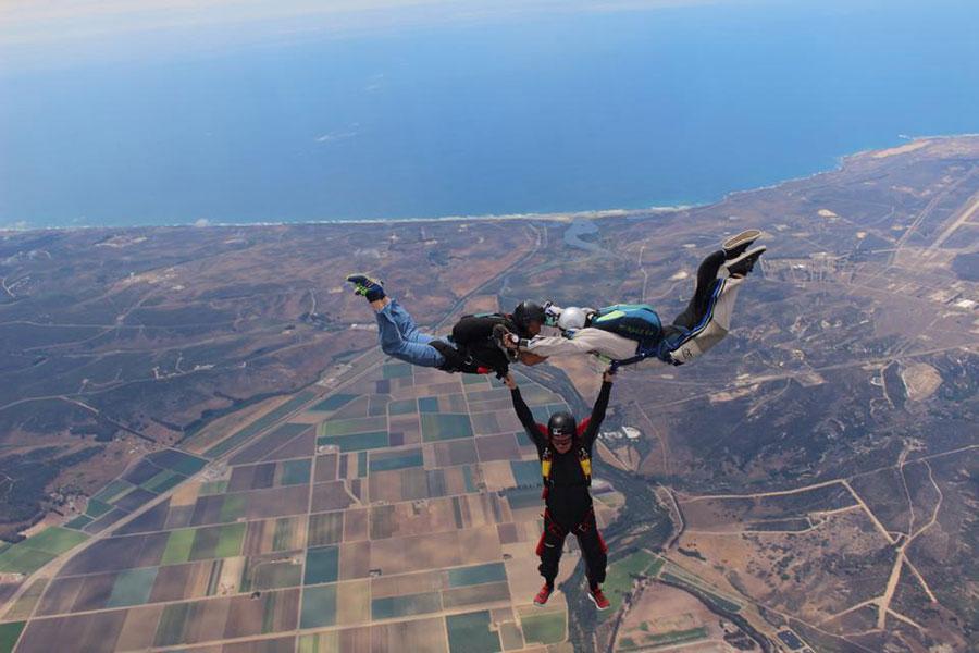 Skydive Santa Barbara Dropzone Image