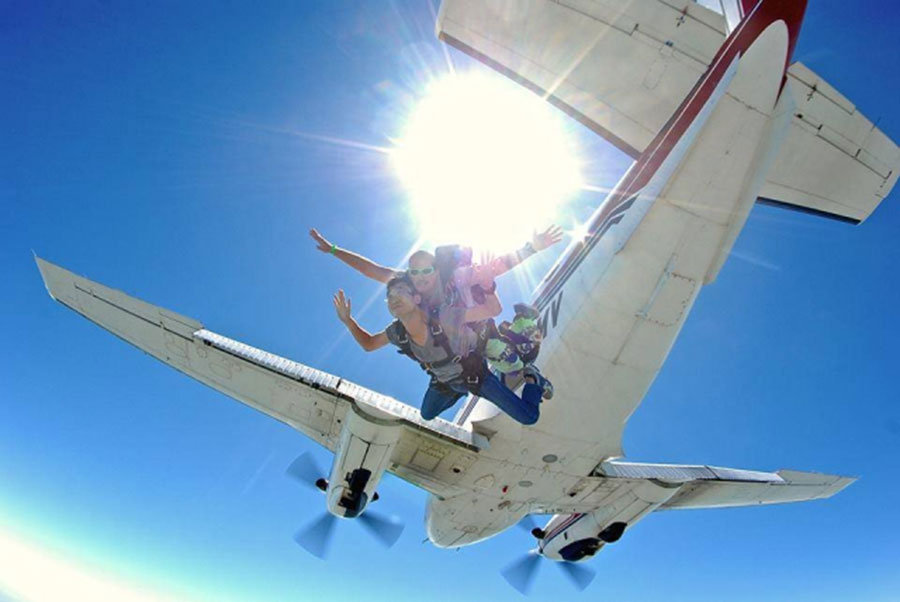 Skydive Skyranch Dropzone Image