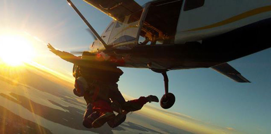 Skydive Snohomish Dropzone Image