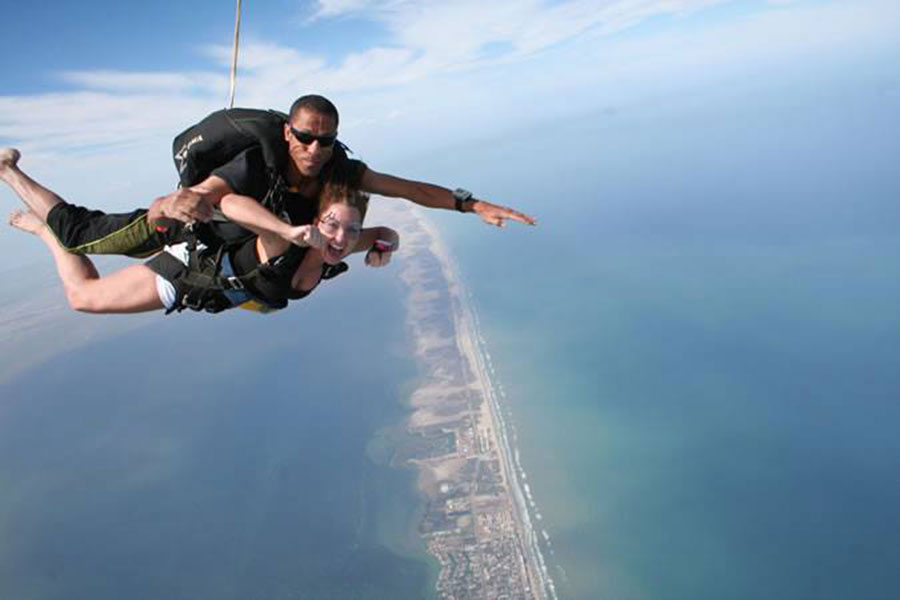 Skydive South Padre Island Dropzone Image