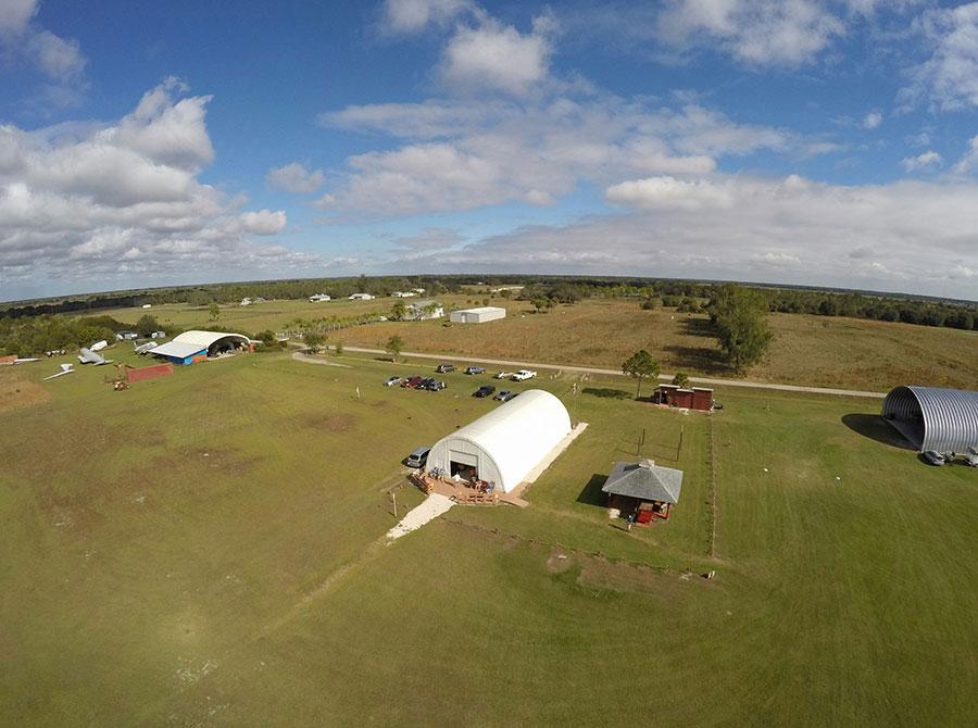 Skydive Southwest Florida Dropzone Image