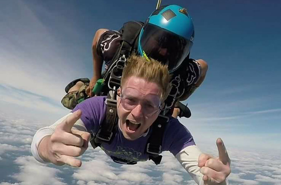 Skydive Sussex Dropzone Image