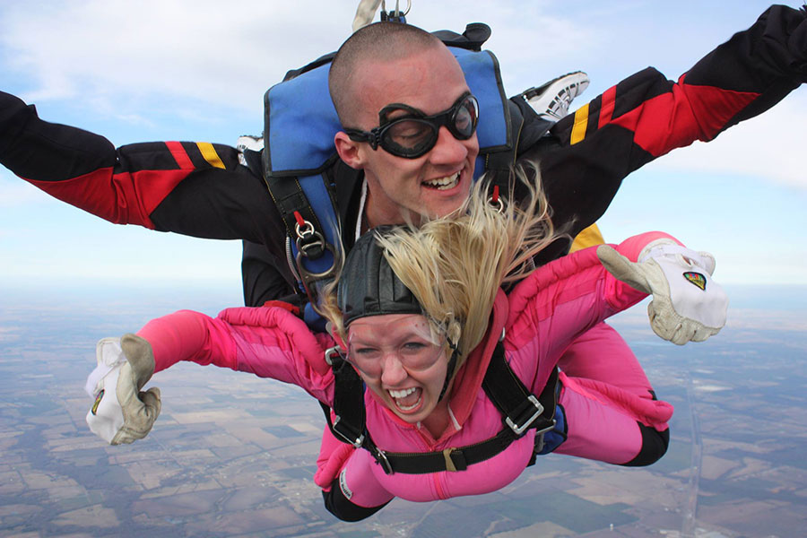 Skydive Tandem Greenville Dropzone Image
