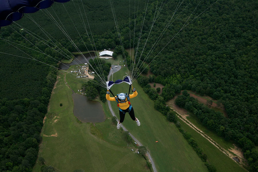 Skydive The Farm Dropzone Image