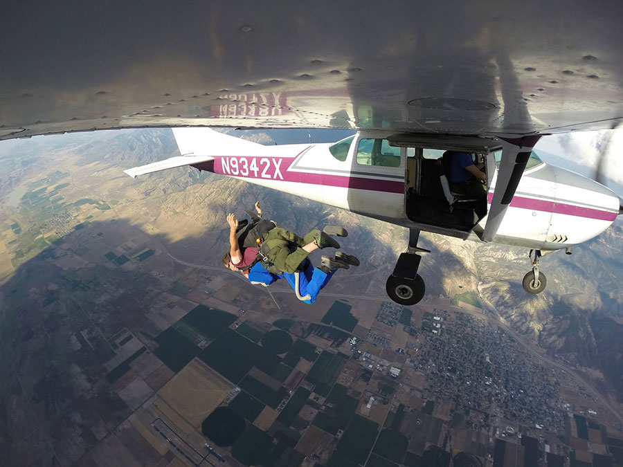 Skydive the Wasatch Dropzone Image