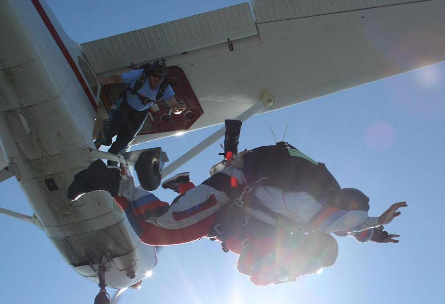 Skydive Tulsa Dropzone Image