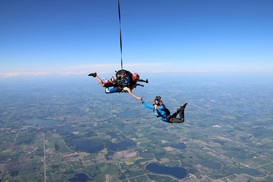 Skydive Twin Cities West Dropzone Image