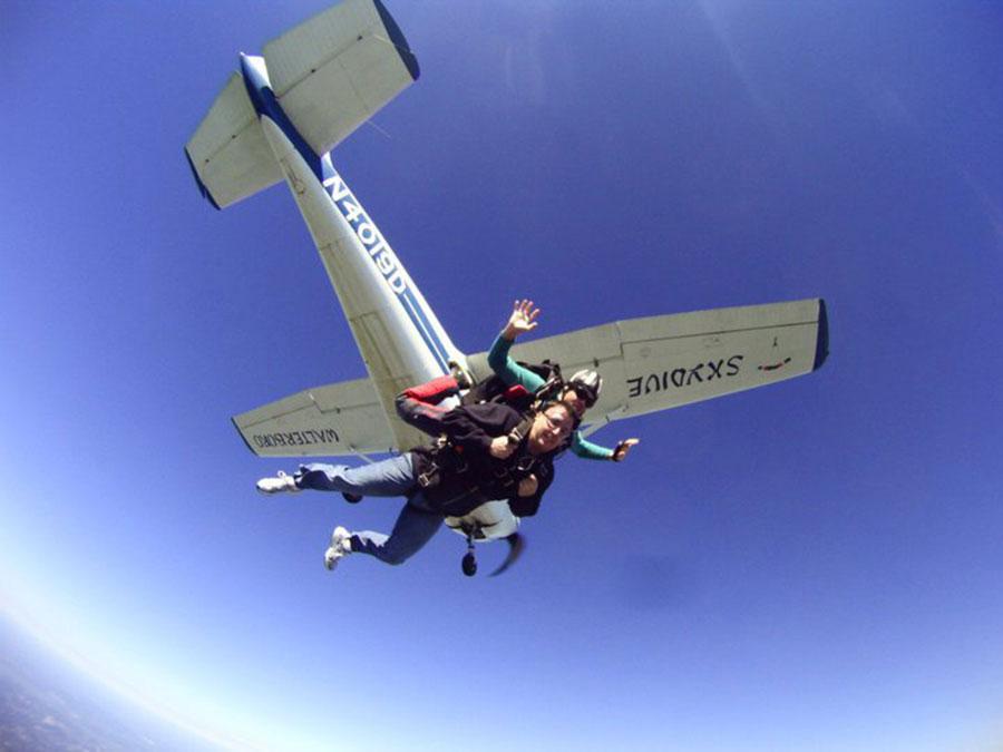 Skydive Walterboro Dropzone Image