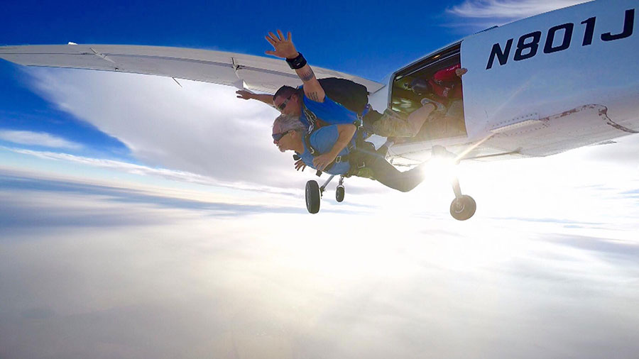 Skydive West Plains Dropzone Image