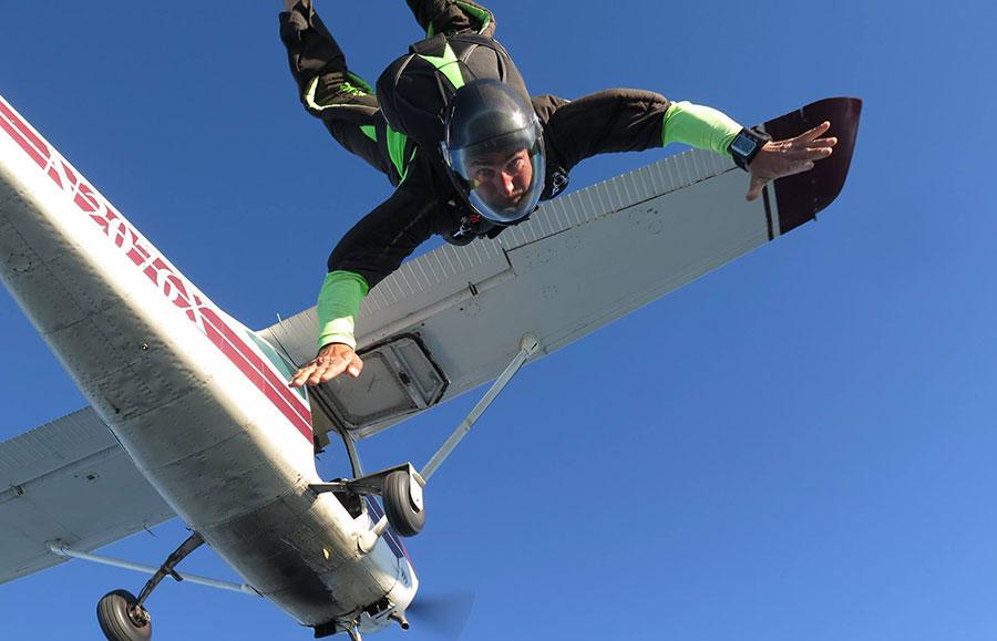 Skydive Wissota Dropzone Image