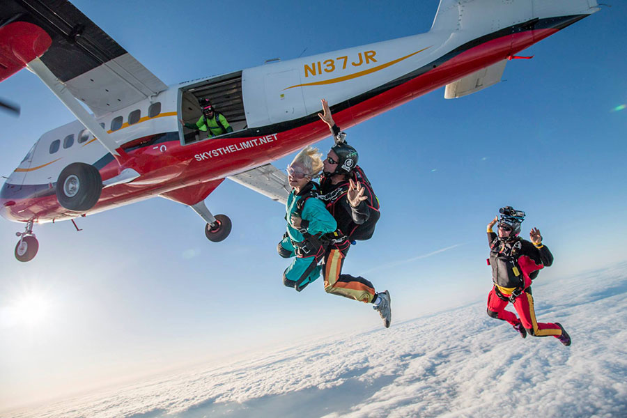 Skys The Limit Skydiving Center Dropzone Image