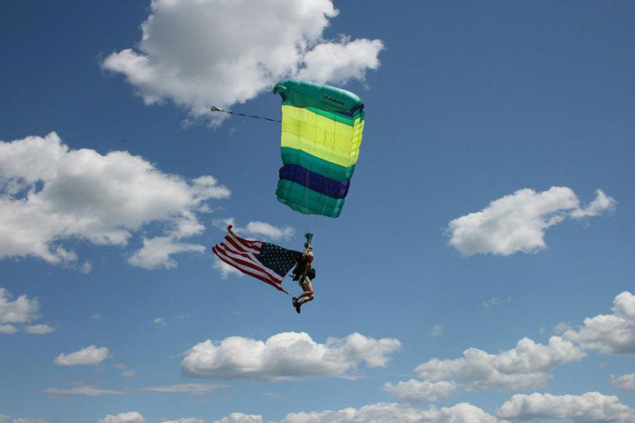 Vacationland Skydiving Dropzone Image