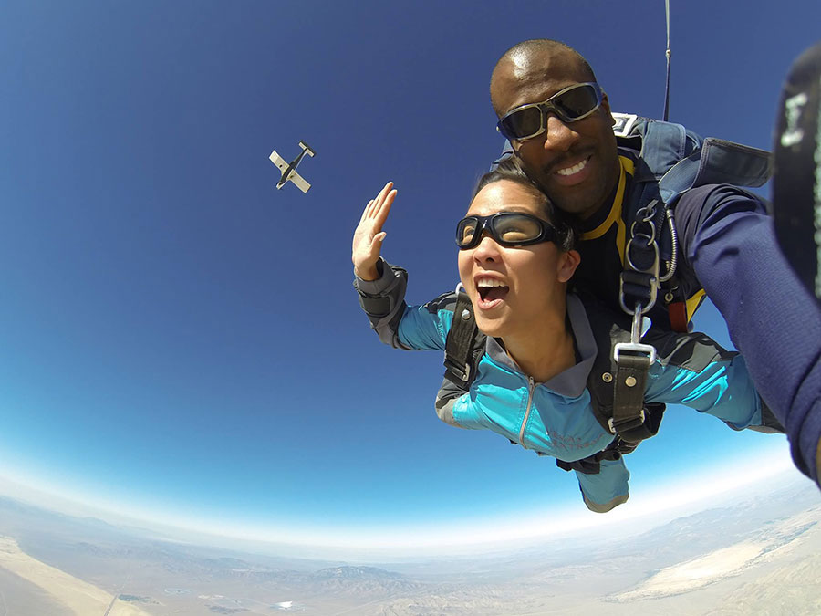 Vegas Extreme Skydiving Dropzone Image