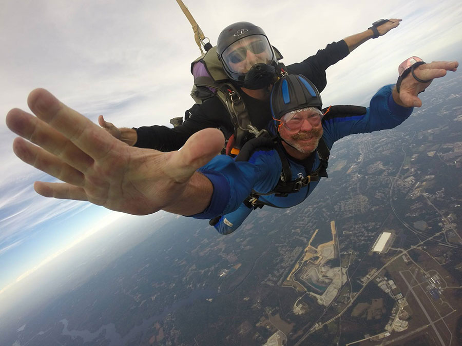Virginia Skydiving Center Dropzone Image