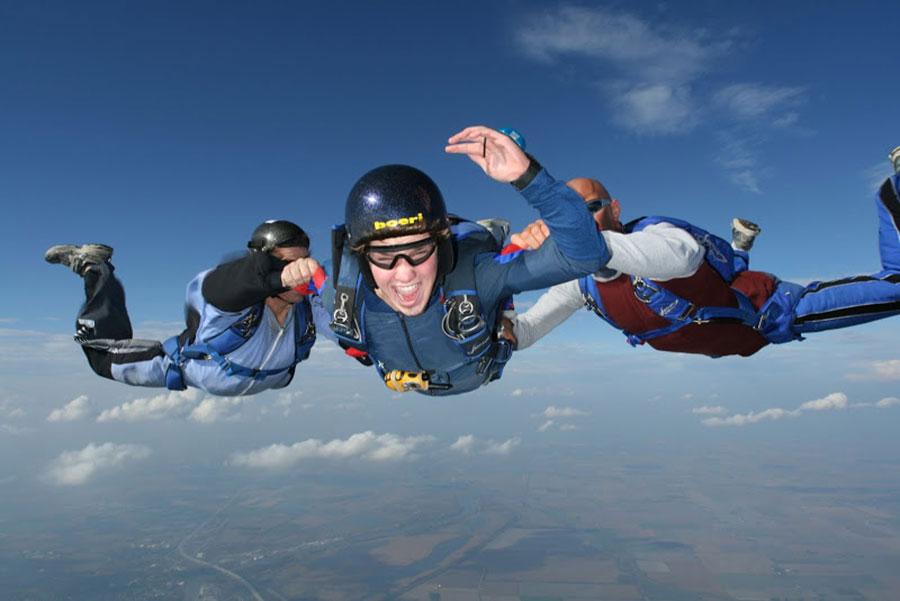 Wild Wind Skydivers Dropzone Image