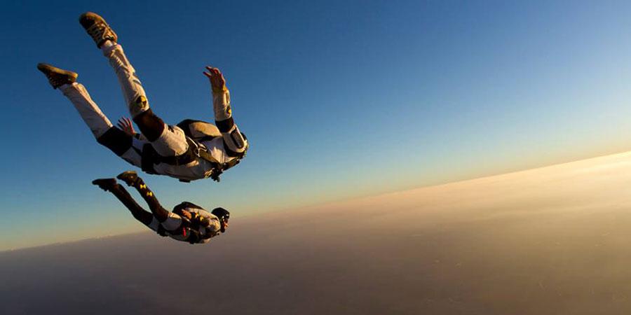 3F Paraquedismo Dropzone Image