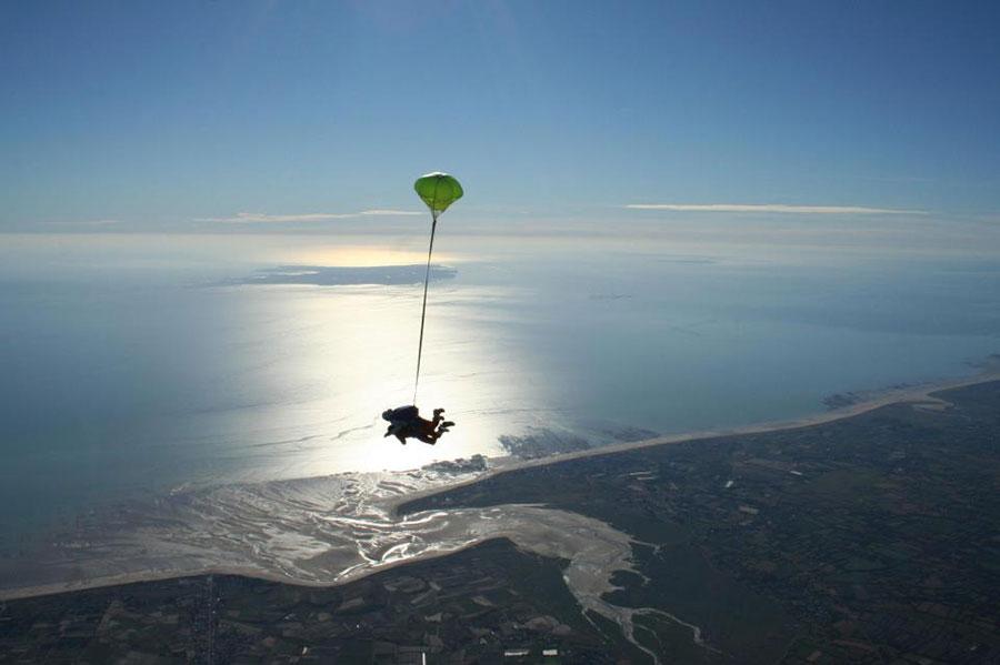 Aair Normandie Parachutisme Dropzone Image