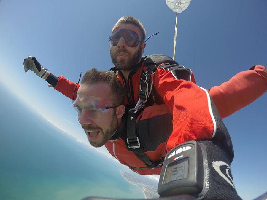 Abalone Parachutisme Dropzone Image