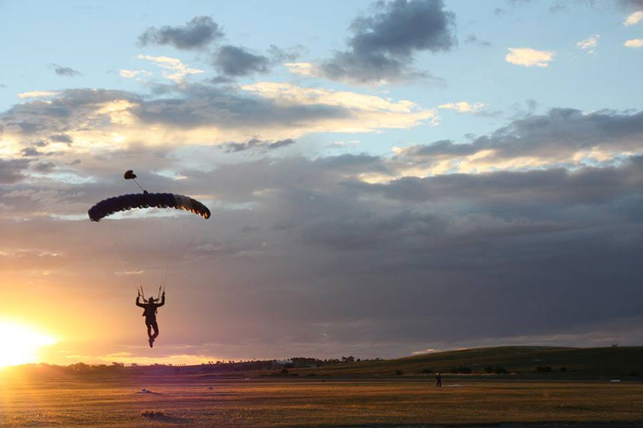 Adrenalin Skydive Dropzone Image