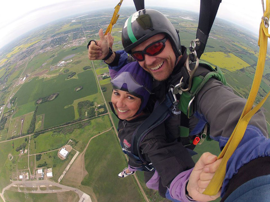 Adventure Skydiving Dropzone Image