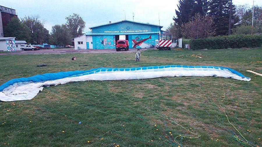 Aeroclubul Alexandru Matei Iasi Dropzone Image
