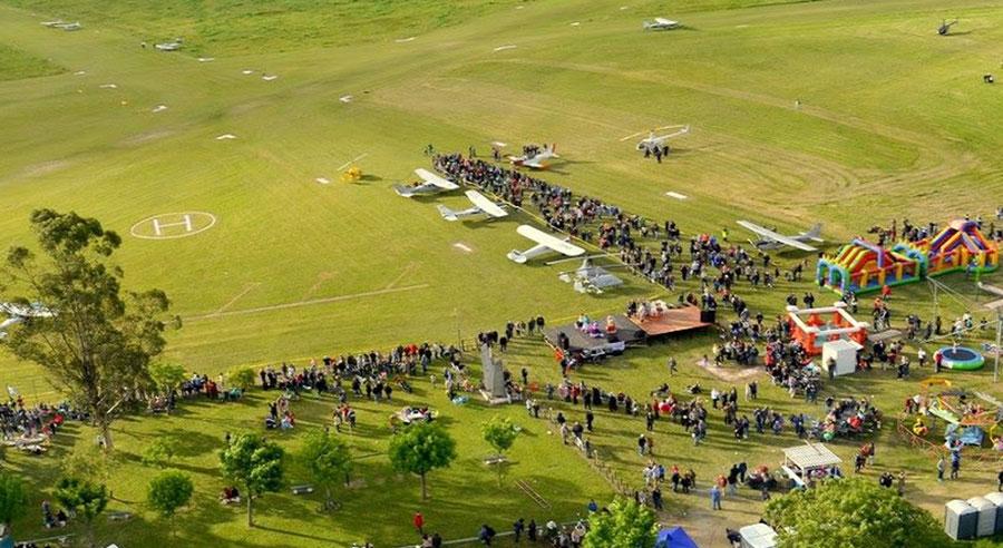 Aeroclub Canelones Dropzone Image