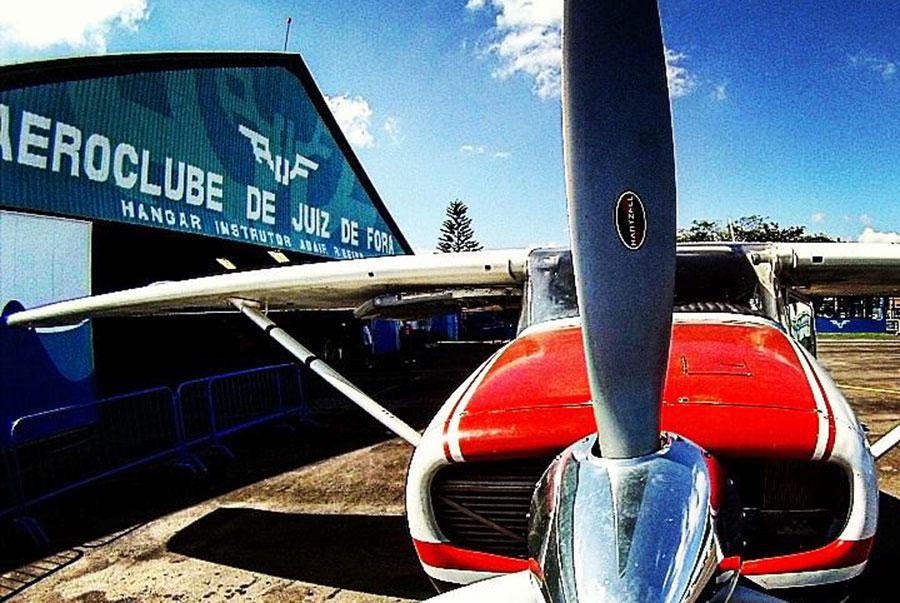 Aeroclube de Juiz de Fora Dropzone Image