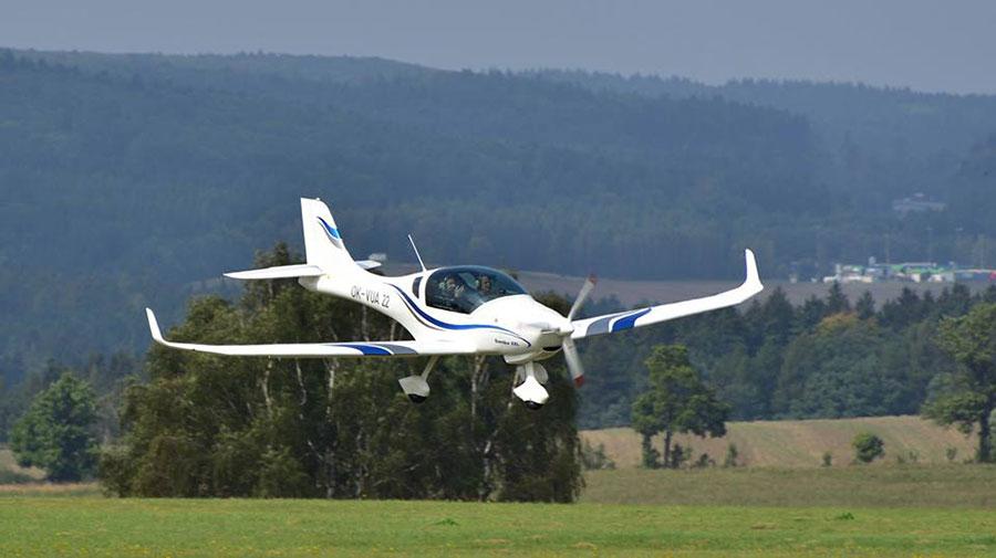 Aeroklub Jihlava Dropzone Image