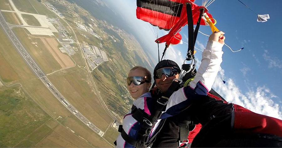 Sekcja Spadochronowa Aeroklub Rzeszowski Dropzone Image
