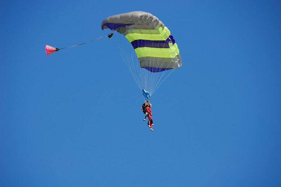 Aeroklub Zrenjanin Dropzone Image