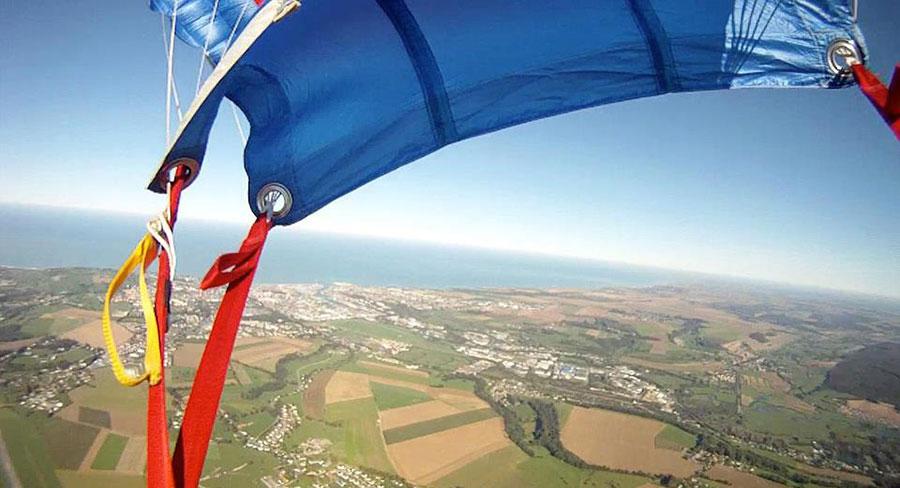 Air Libre Parachutisme Dropzone Image
