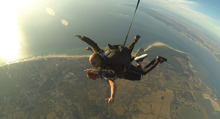 Airmoves Skydiving Dropzone Image