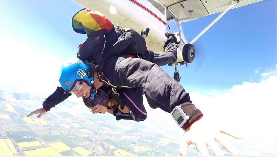 Alberta Skydivers Dropzone Image