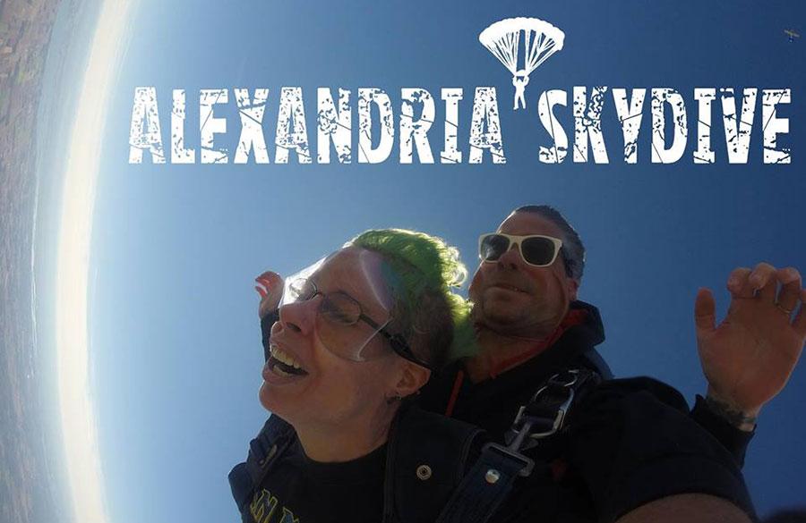 Alexandria Skydive Dropzone Image