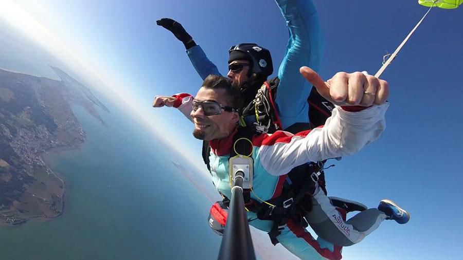 Altitudes Parachutisme Dropzone Image