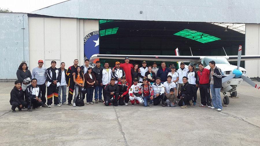 Asociación Paracaidismo Deportivo Cochabamba Dropzone Image