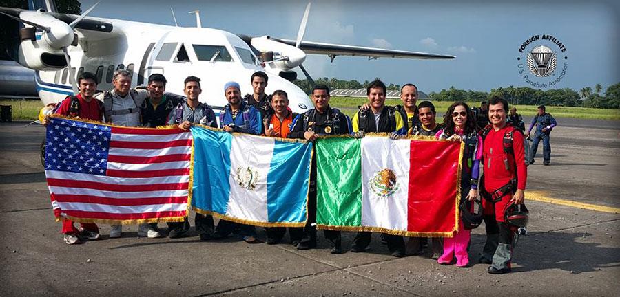 Asociación de Paracaidistas de Guatemala (ASOPARAC) Dropzone Image