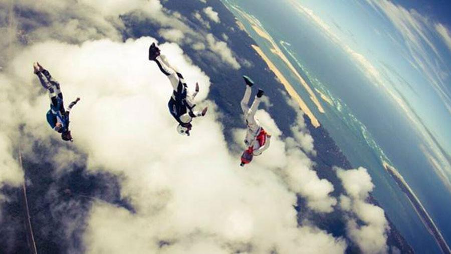 Arcachon Parachutisme (EPSBA) Dropzone Image