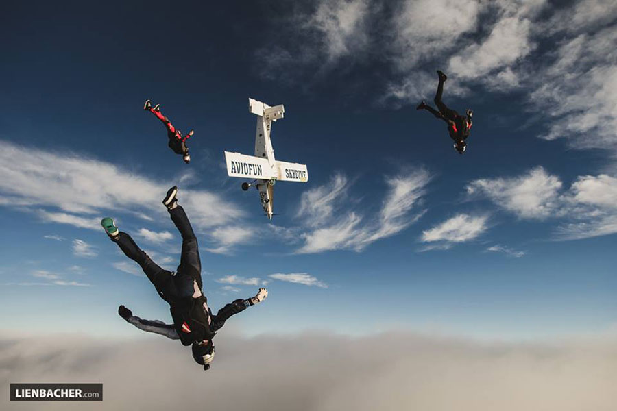 Skydive Aviofun Dropzone Image