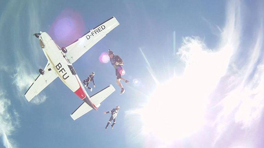 Asd BFU Skydive Dropzone Image