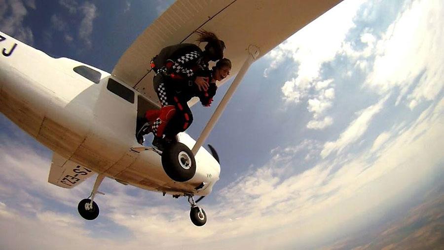 Bloemfontein Parachute Club Dropzone Image