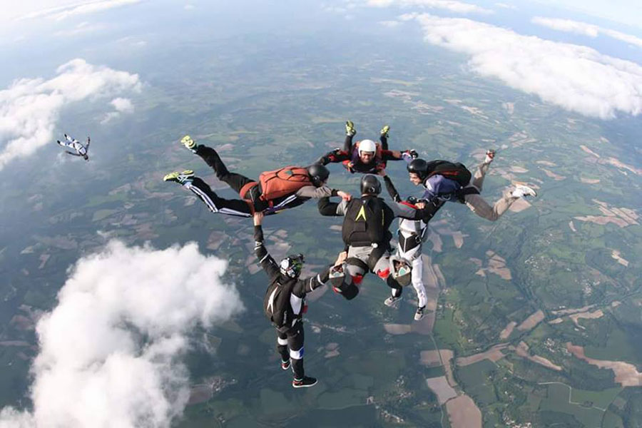 Bouloc Skydive Dropzone Image