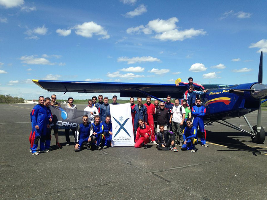 Cahors Skydive Dropzone Image