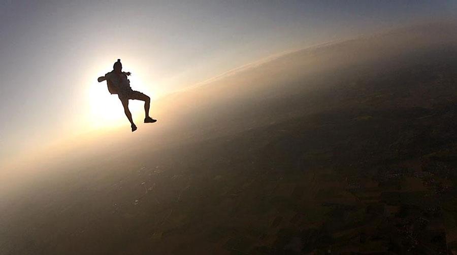 Parachutisme 38 Dropzone Image